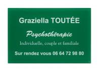 Plaque pro psychothérapie