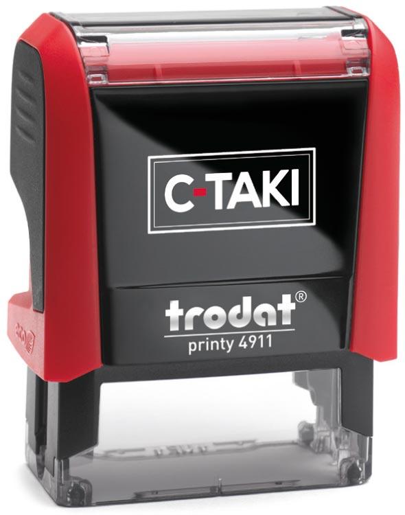 Tampon textile C-TAKI