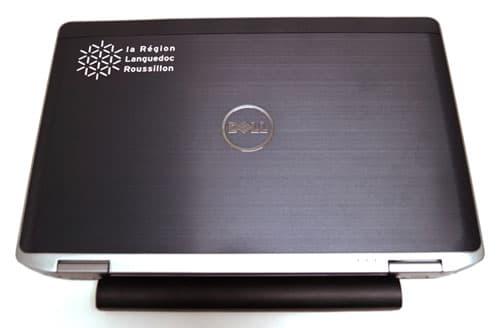 Ordinateur personnalisé par gravure laser de la coque