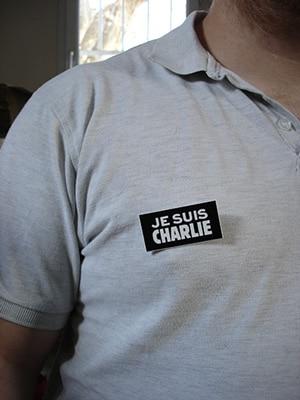 TGL soutien Charlie Hebdo