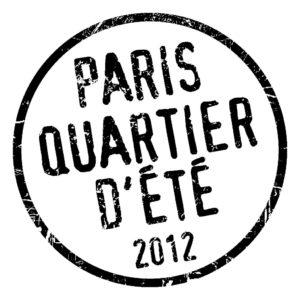 Image de tampon encreur avec logo d'un évènement