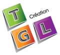 Ancien logo TGL Création