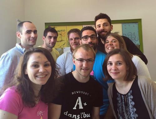 L'équipe de APDLB Newquest et TGL Création