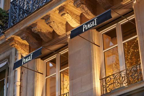 Prix de l'Innovation Technologique Icona d'Or 2016 - Piaget et Lenoir Services