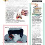 Brève sur le tampon textile C-TAKI dans Famille Chretienne