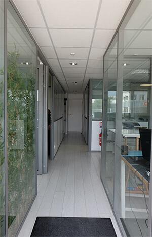 Bureaux TGL Création à Lavérune
