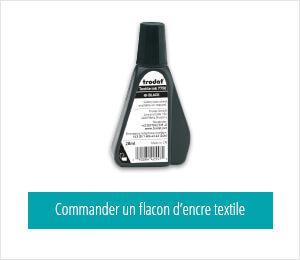 Rechargez votre C-TAKI avec l'encre textile en flacon