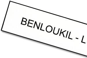 Choix support plaque de boite aux lettres : le pvc